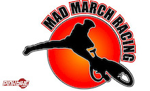 Mad March Racing Teams up with Treaded Biking