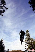 Juniper Ridge dirt jumps are no more