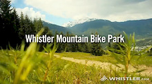 The Whistler Mountain Bike Park