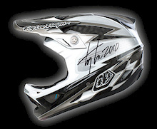 Win a D3 signed by Troy Lee himself!