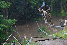 DH World Cup Results from Champery