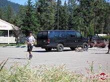 Hittin' the road with the SRAM Black Box Labs Van-a.k.a. B-Labs