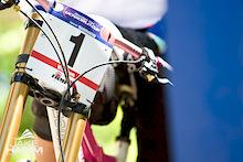 UCI World Championships Mont Saint Anne - Sabrina Jonnier Interview