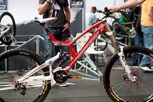 Santa Cruz Team Replica Carbon V10 - Eurobike 2010