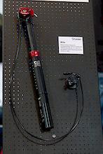 X-Fusion Hilo Telescoping Post - Eurobike 2010