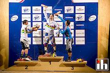 UCI World Championships Mont Saint Anne - 4X World Champion - Tomas Slavik