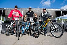 Fox Riders' MSA set ups!