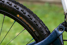 Maxxis Aspen tire review