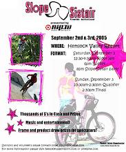 Volunteers Needed for Slope Sistair September 2-4, 2005