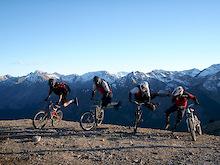 Kicking Horse Bike Park - Trail Crew Update #9 - 2010