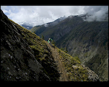 Switzerland DH Trip with Wade Simmons & Big Mountain Bike Adventures