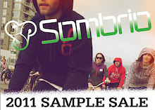 Sombrio Sample Sale 2010 - North Vancouver, BC