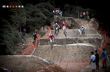 Pan-Am MTB Champs in Colombia Day 3