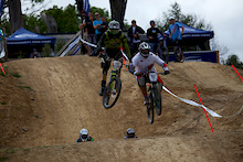 Team Identiti at the Schwalbe British 4x 2011 Round 2, PORC