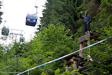 Leogang World Cup 2011 - First Look