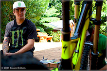 Monster Energy Specialized Sam Hill Injured, Out For MSA