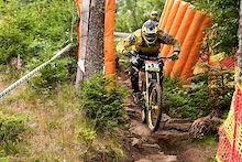 iXS European Downhill Cup in Špičák