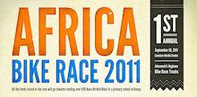 Kona Africa Bike Race, Sept 10, 2011
