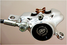 Formula's New Oval-Piston Brake, AM Wheels and Front Suspension – Eurobike 2011