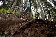 Stevens Pass Bike Park Opening Day 2011