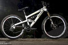 First Look: Brendan Fairclough's New 4X Bike Photos