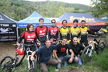 Fox tuning session with the Tribe Sport Group Enduro team