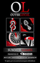 Outer Local Announces 1st Summer Games in Jackson Hole