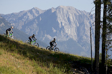 Mountain Biking in Fernie B.C. - Video