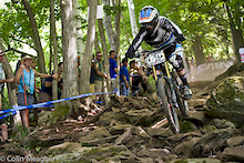 Windham DH in Photos - UCI World Cup 2012