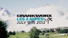 REPLAY: Crankworx Les 2 Alpes 2012  -  Slopestyle+Best Trick