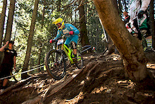 IXS European Downhill Cup 2012 - Chatel Photos and Video
