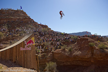 Red Bull Rampage On NBC Saturday