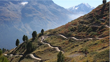 Video: Corviglia Flowtrail in St.Moritz