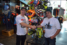 Aaron Gwin Joins TLD for 2013