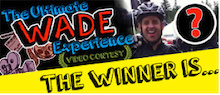 Carlos Zavarce Wins the Ultimate Wade Video Contest