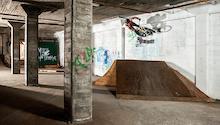 Video: 2013 Mill Jam Underground MTB Park Session