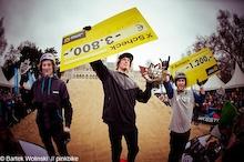 Brett Rheeder Wins Vienna Air King - Photos and Results