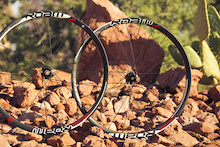 SRAM Debuts Wider Carbon and Aluminum Rimmed Wheelsets