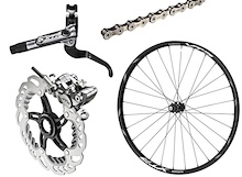 First Look: Shimano Refocuses on its Cross-Country XTR Components - Sea Otter 2013