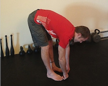 How to Touch Your Toes Without Stretching