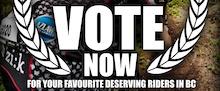 Vote For Deserving BC Volunteer - BCBR Entry Give-Away