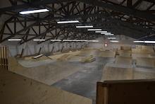 All In Skate Park - Zurich, Ontario