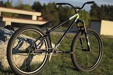 Video: Kent Woods 2013 Bike Check