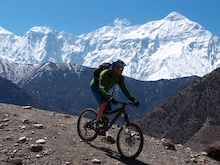 User Experience: Mountain Biking in Nepal's Mustang Valley