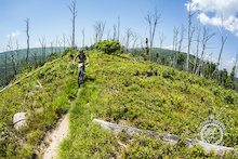 Trans-Sylvania Mountain Bike Epic: Day 6- Rothrock Tussey Mountain
