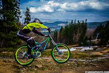 Meet the NS Bikes Downhill Team