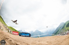 Crankworx Les Deux Alpes - Whip Off Contest