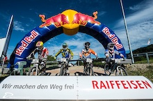 MTB Festival Leibstadt 2013 - Big Fourcross Festival in Switzerland