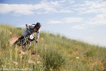 Keene and Irmiger Win Bell Enduro Cup at Canyons Resort