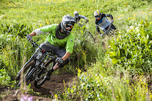 Gravity Slave DH Race - Crested Butte
